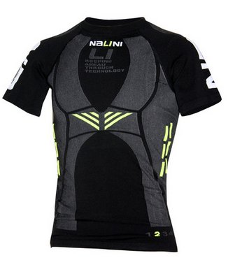 Nalini PP Seamless Ti Short Sleeve Base Layer