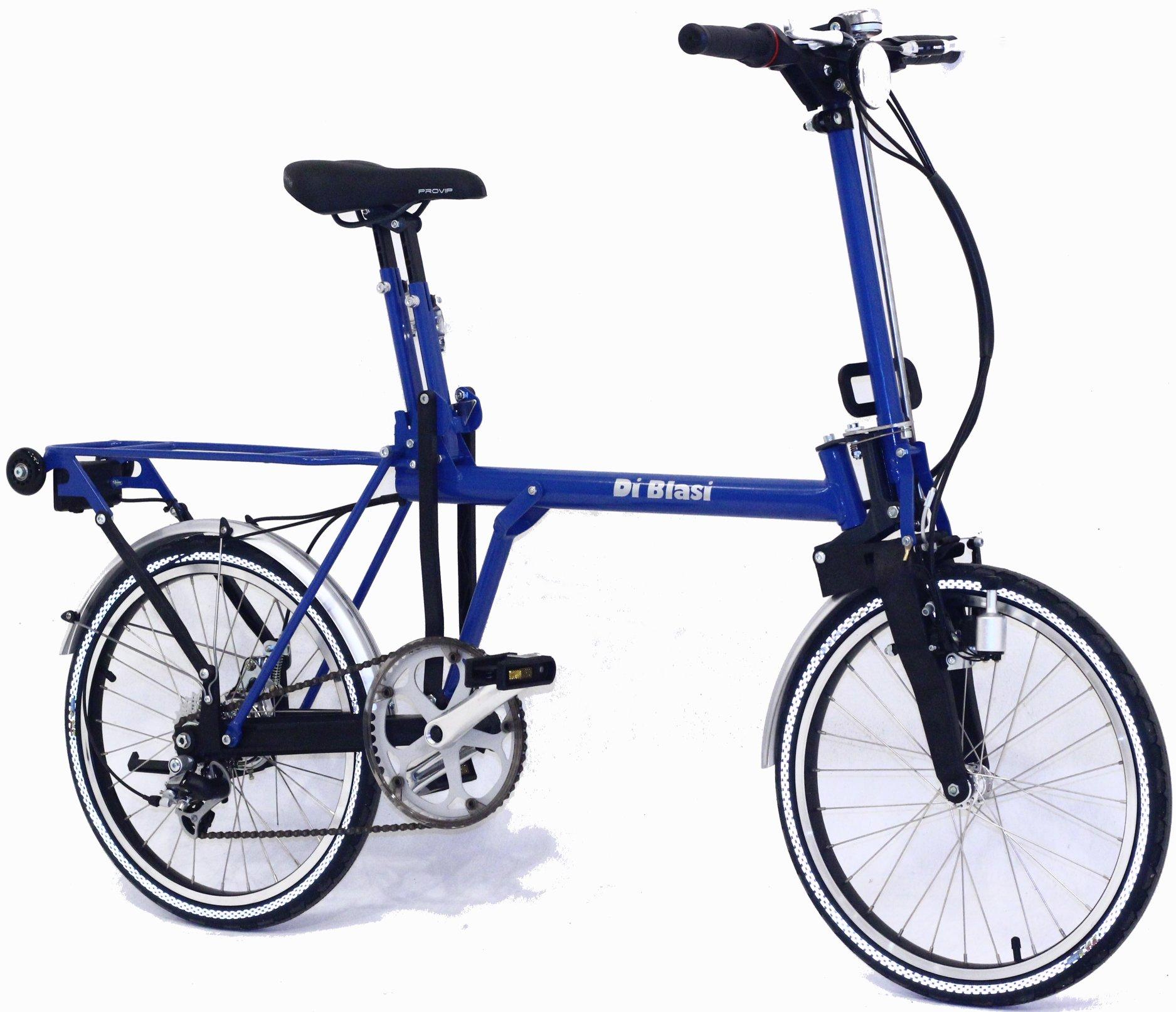 Di Blasi R22 Italian 7 Speed Folding Bicycle