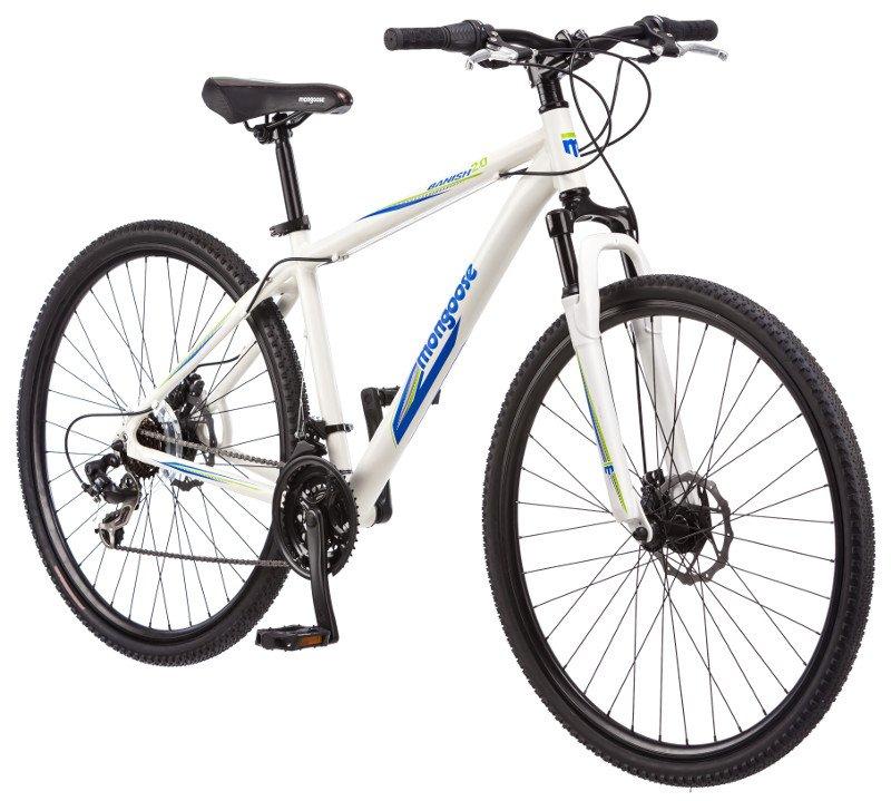 Mongoose Boy S 29er Banish 21 Speed Mountain Bike