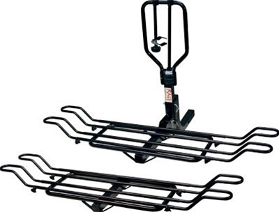 Rage Piggyback 2 + 2 Bicycle Platform Foldable Hitch Rack