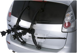 Rage Talon 3 Bike Aerodynamic Trunk Mounted Rack