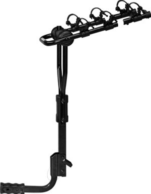 Rage Razorback 2 + 1 Bicycle Foldable Hitch Rack