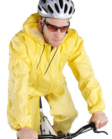 02 Rainwear Jacket with Hood