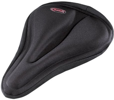 RavX Comfy Gel MTB Lycra Saddle Cover