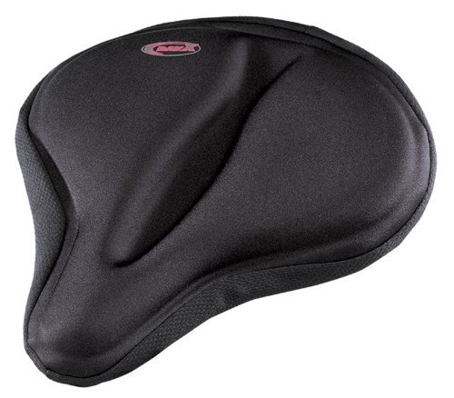 RavX Comfy Gel Cruiser Lycra Saddle Cover