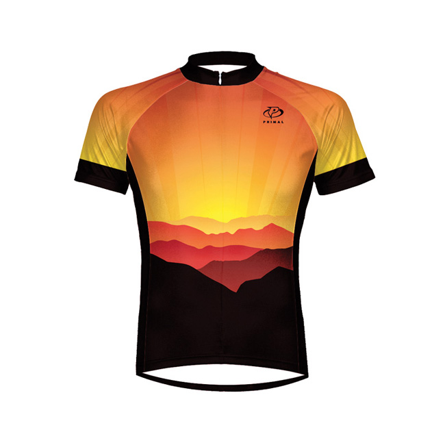Primal Wear Render Mens Cycling Jersey Medium