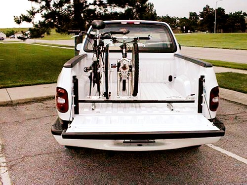 Renniks BikeTote System for PickUps SUVs Minivans Cargo Vans