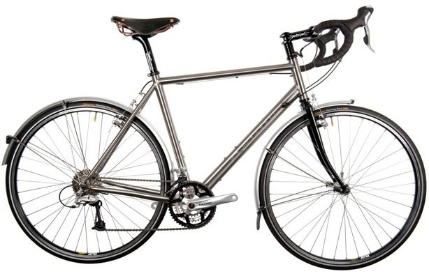 Sabbath Silk Route Titanium Touring Bike