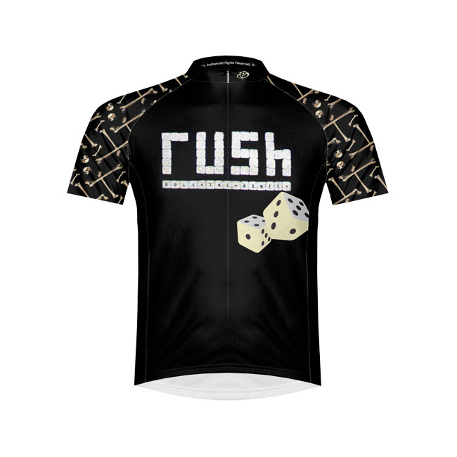 Primal Wear Rush Roll the Bones Mens Cycling Jersey Primal Wear XL
