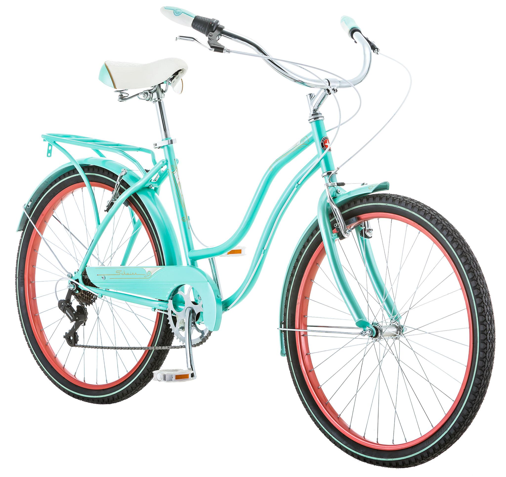 Schwinn Sanctuary Women S 7 Speed Cruiser Bike
