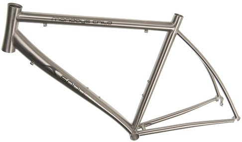 Sabbath Mondays Child Titanium Road Frame