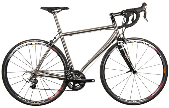 Sabbath Mondays Child Titanium Road Bike