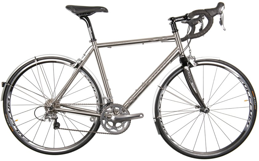 Sabbath September Titanium Touring and Road Frame