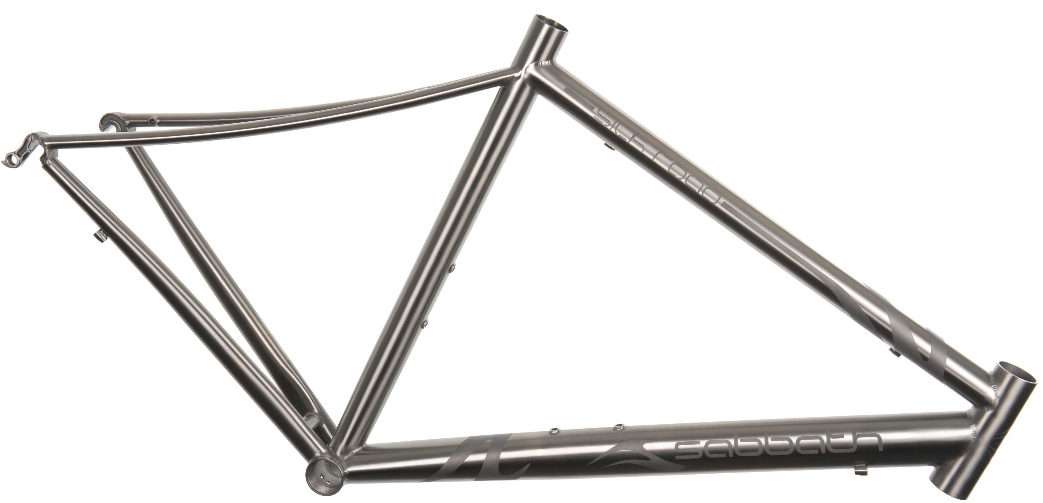 Sabbath Silk Road Titanium Road Frame