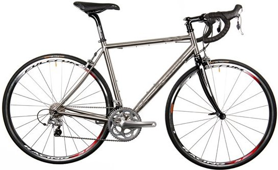 Sabbath Silk Road Titanium Road Bike