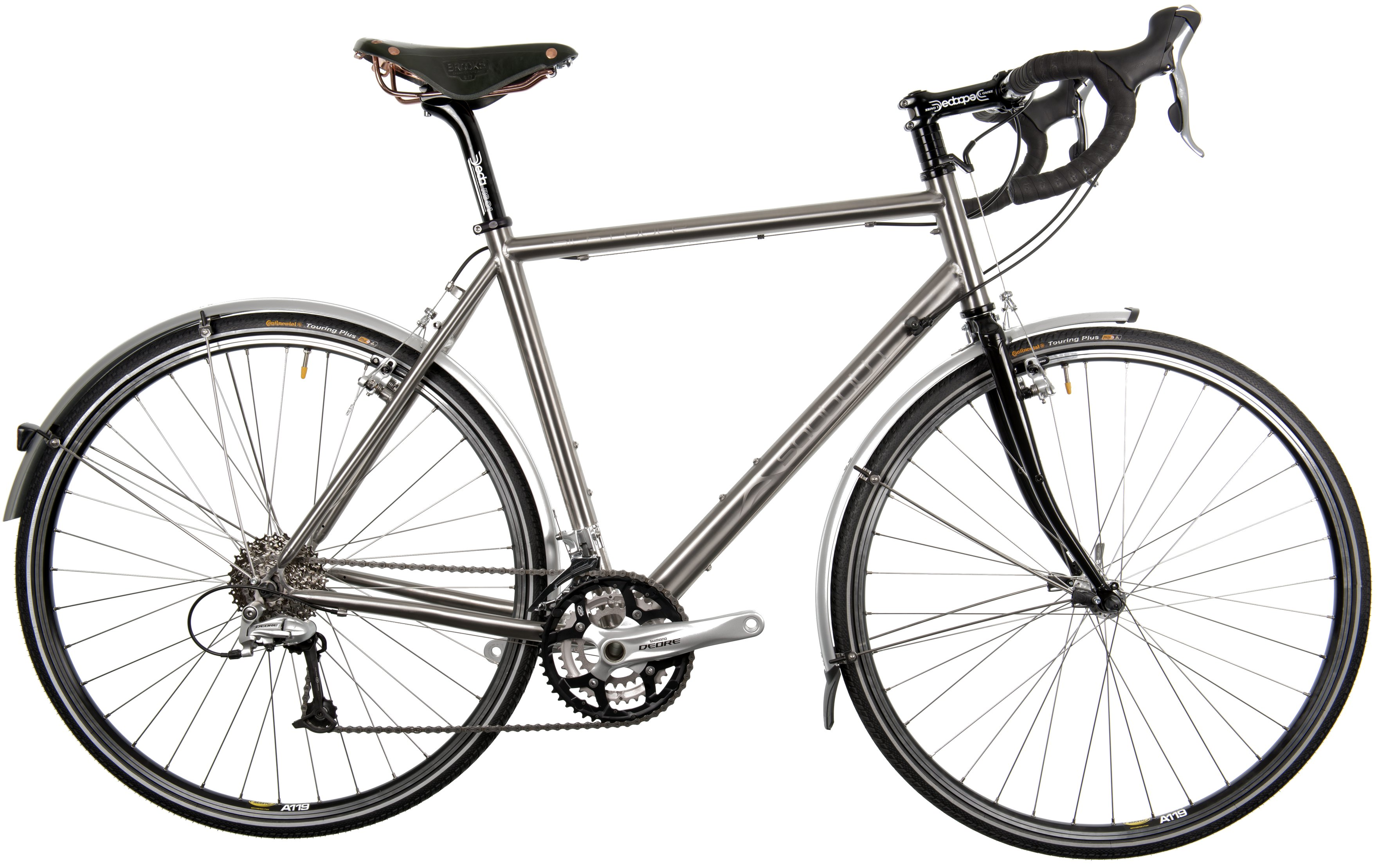 Sabbath Silk Route Titanium Touring Frame