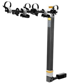 Saris Bike Porter 2 Bike Hitch Rack Black
