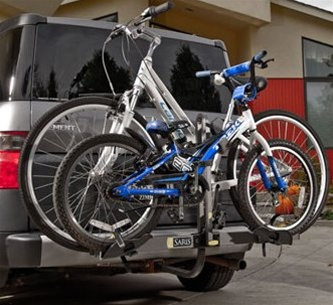 Saris Freedom 2 Bike Hitch Rack