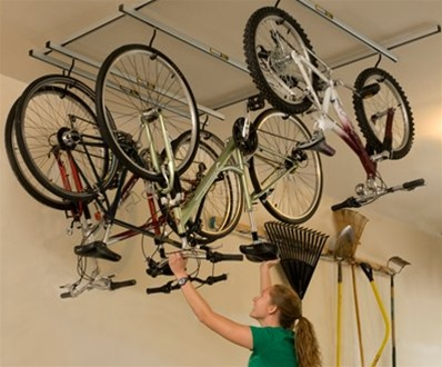 Saris CycleGlide Bicycle Ceiling Rack