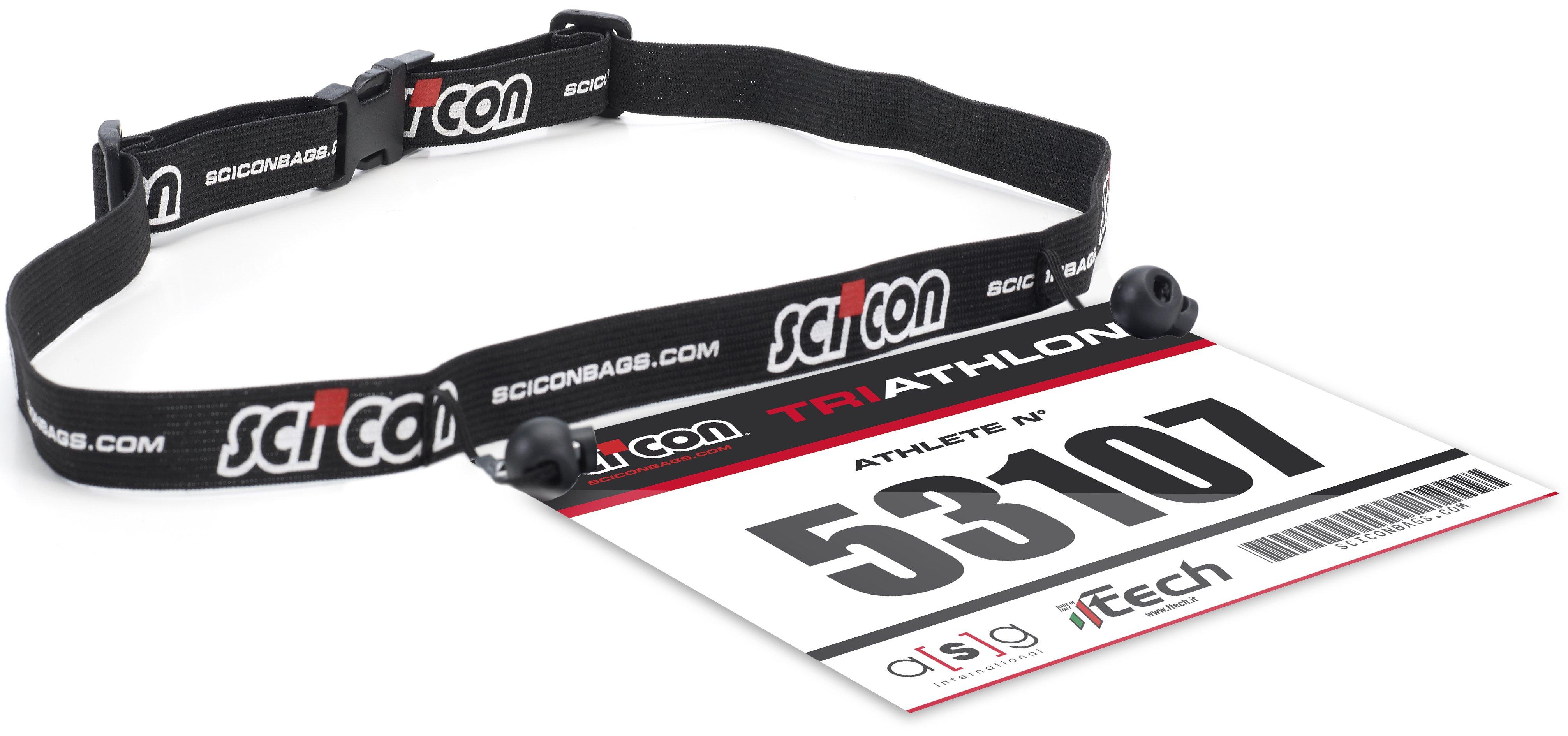 SCICON Triathlon Race Belt