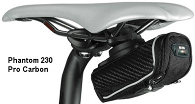 SCICON Phantom 230 Champion Series Bicycle Saddle Bag