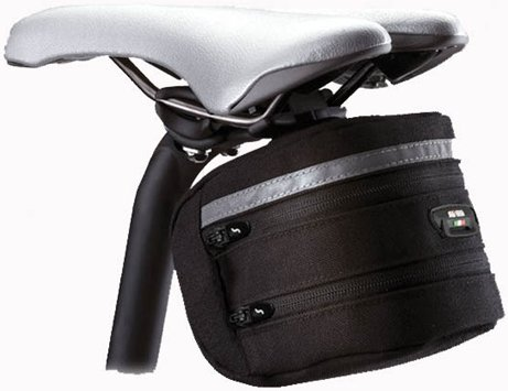 SCICON Club Roller EXPANDABLE Bicycle Saddle Bag