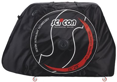"SCICON AeroComfort 26 29"" MTB TSA Soft Bicycle Case"