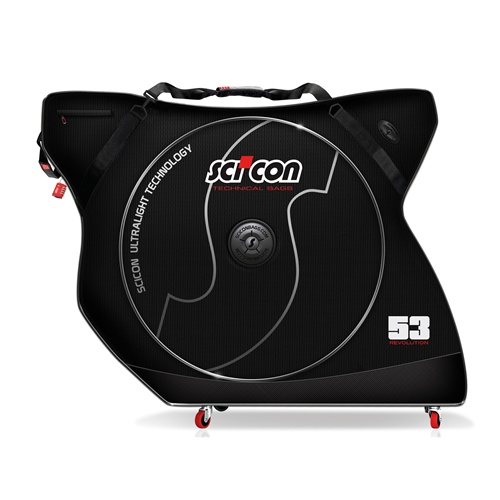 SCICON AeroComfort PLUS 2.0 TSA Soft Bicycle Case