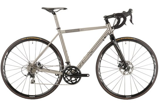 Sabbath September Disc AR 1 Titanium Touring and Road Bike
