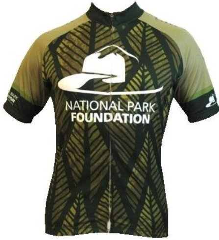 National Park Foundation Official Cycling Jersey