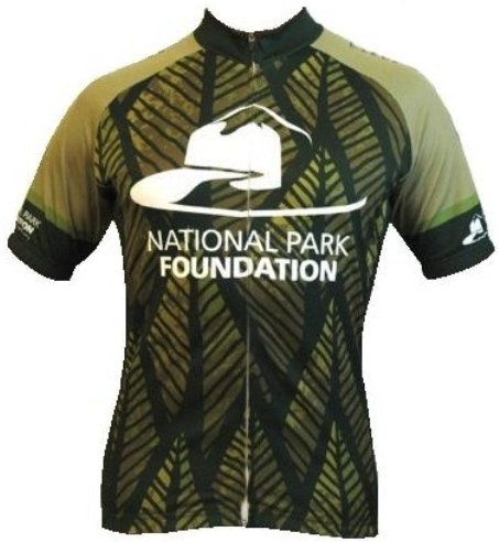 National Park Foundation Official Womans Cycling Jersey