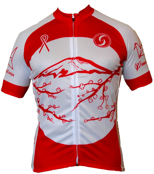 One World Japan Cycling Jersey