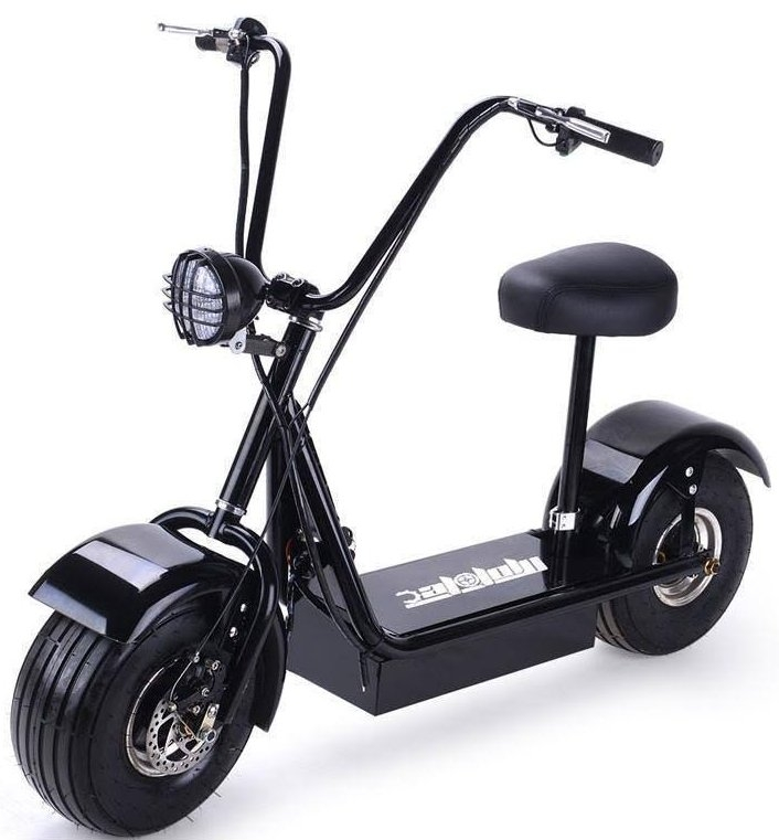 mototec fatboy 48v 500w electric scooter electric. Black Bedroom Furniture Sets. Home Design Ideas