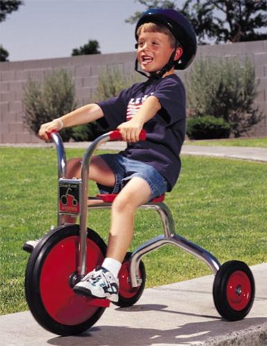 "Silver Rider 14"" Trike"