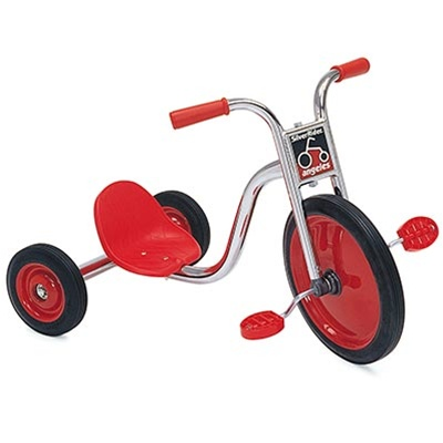Silver Rider SuperCycle Trike