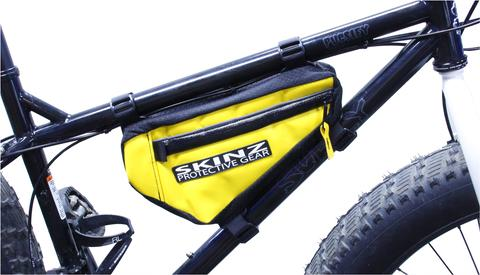 Skinz Fat Bike Frame Pack Small