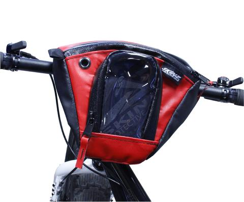 Skinz Fat Bike Triangle Handlebar /Stem / Phone Pack