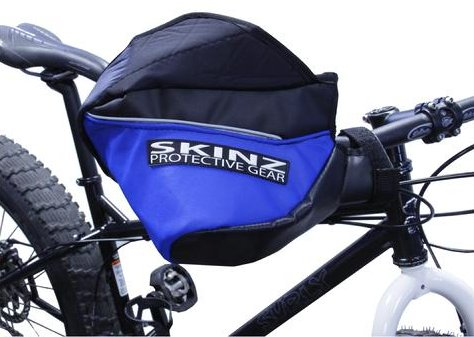 Skinz TrailTouring Heatflex Cold Weather Biking Hand Guards