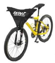 Skinz Boss H2O Deluxe Waterproof Mountain Bike Protector (With Wheel)