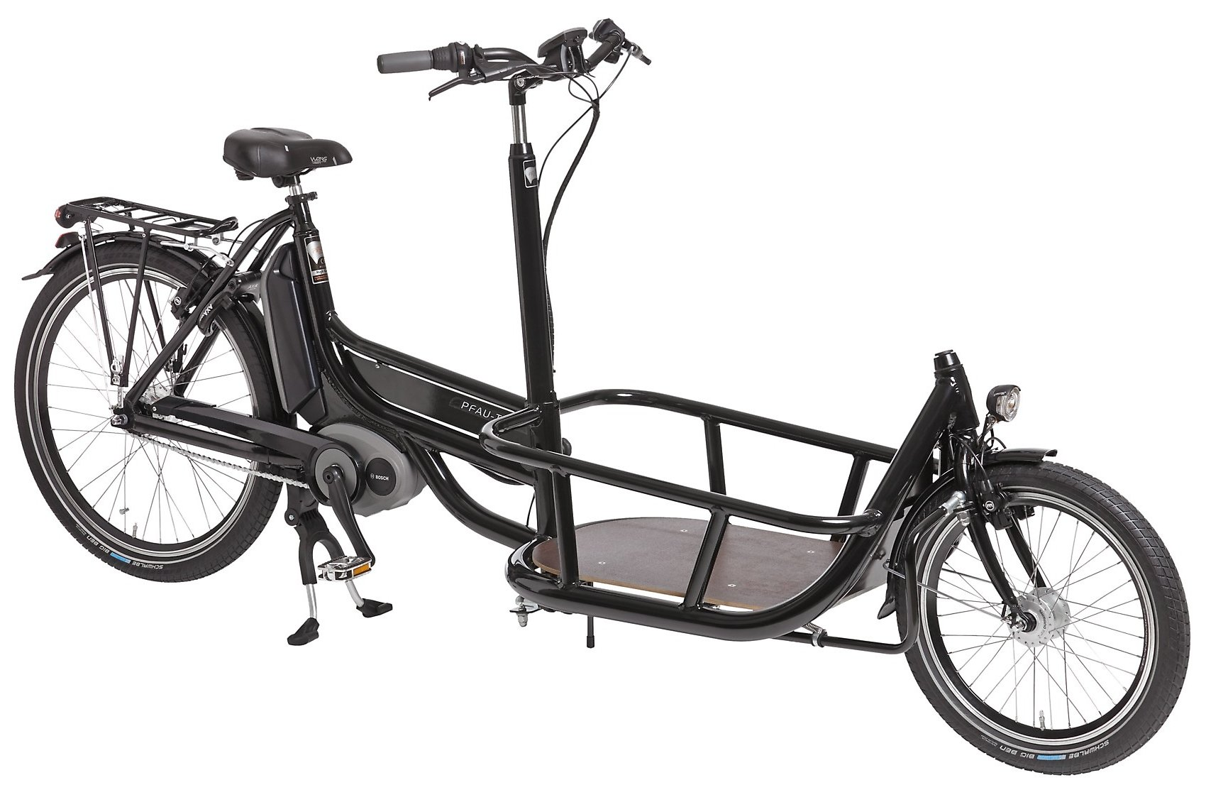 pfiff carrier 20 26 bosch electric cargo electric bicycle. Black Bedroom Furniture Sets. Home Design Ideas