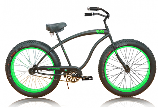 Micargi Slugo B Fat Tire Bike