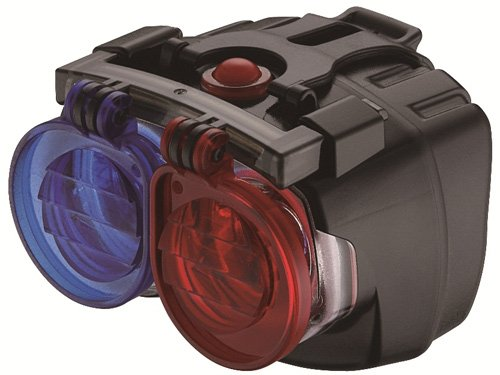 Cycle Force NiteStalker Dual Lens LED Police Bicycle Light