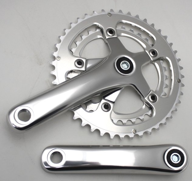 Soma Micro Double Crankset 140mm