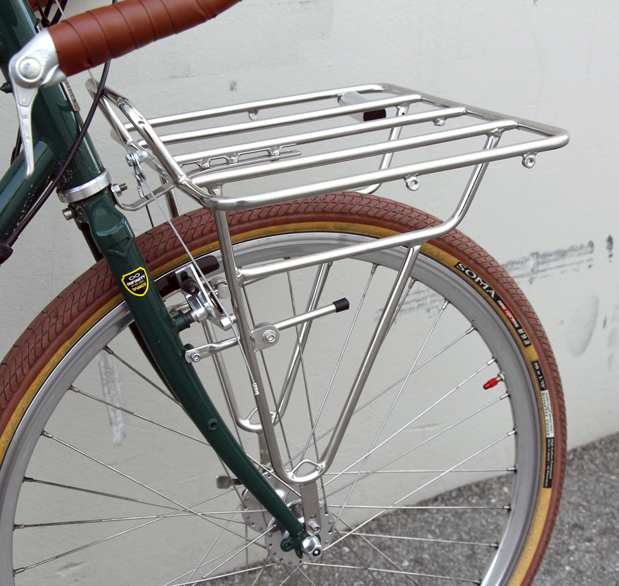 Porteur Rack For Touring