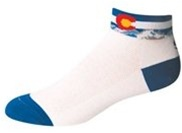 SOS Colorado Short Cycling Socks