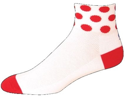 SOS King of the Mountains Cycling Socks