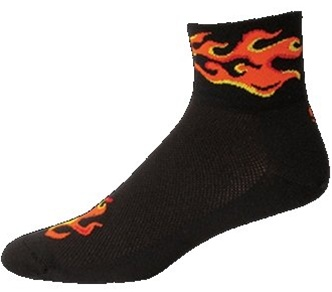 SOS Too Hot Cycling Socks