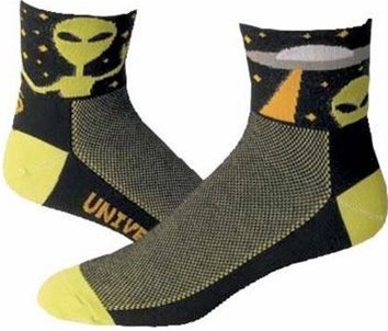 SOS Universal Peace Cycling Socks
