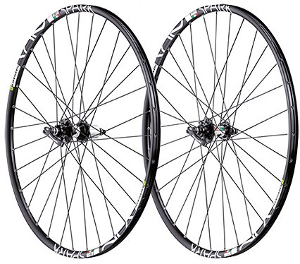 "Ursus Spark 27.5"" Clincher Aluminum Mountain Bike Wheelset"