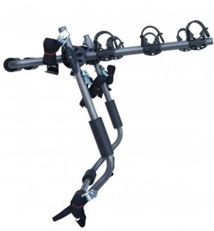 SpareHand Countour VR 648 Trunk Mount 3 Bike Carrier